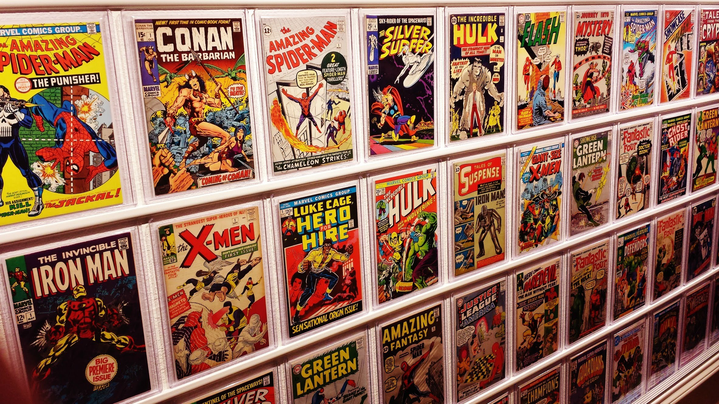 High Quality Marvel Execu0027s $240,000 Collection Stolen, Is Entrusted Property Covered?    ARTINSURANCENOW.COM